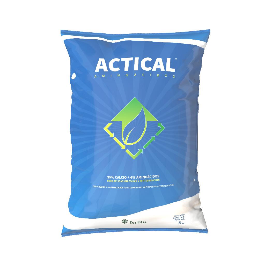 Calcio activo hidrosoluble