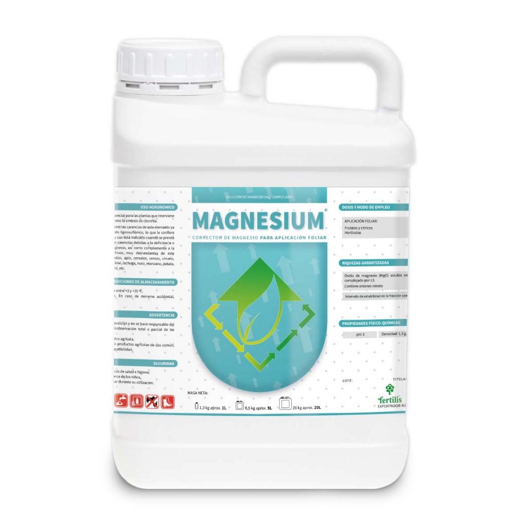 Corrector de magnesio