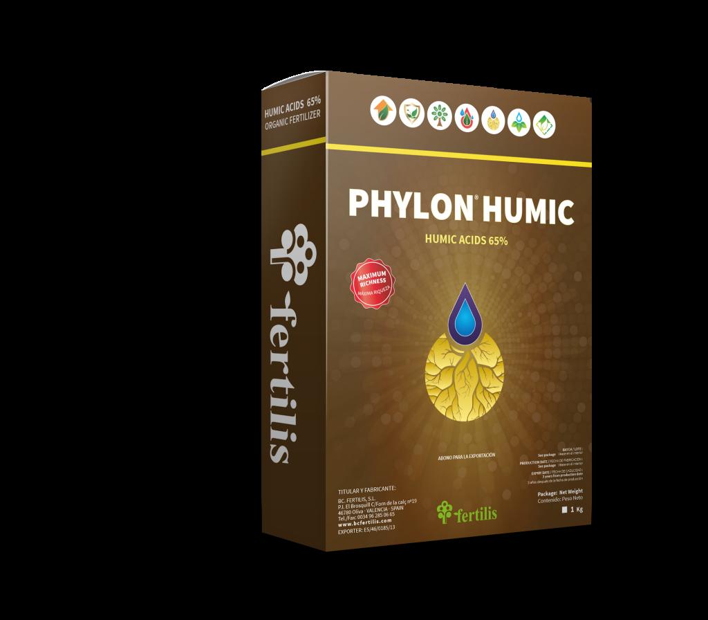 Ácidos húmicos 65 % hidrosolubles